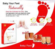 Baby Feet Logo