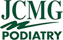 JCMG Podiatry Logo